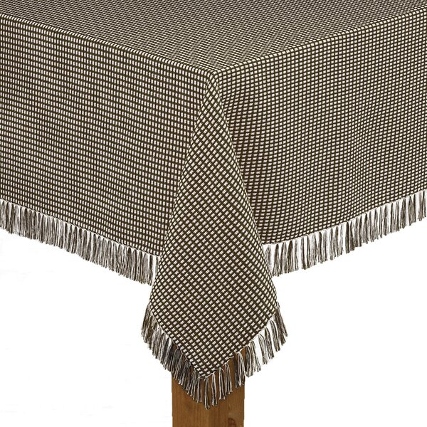 Chesnut 100% Cotton Tablecloth by August Grove